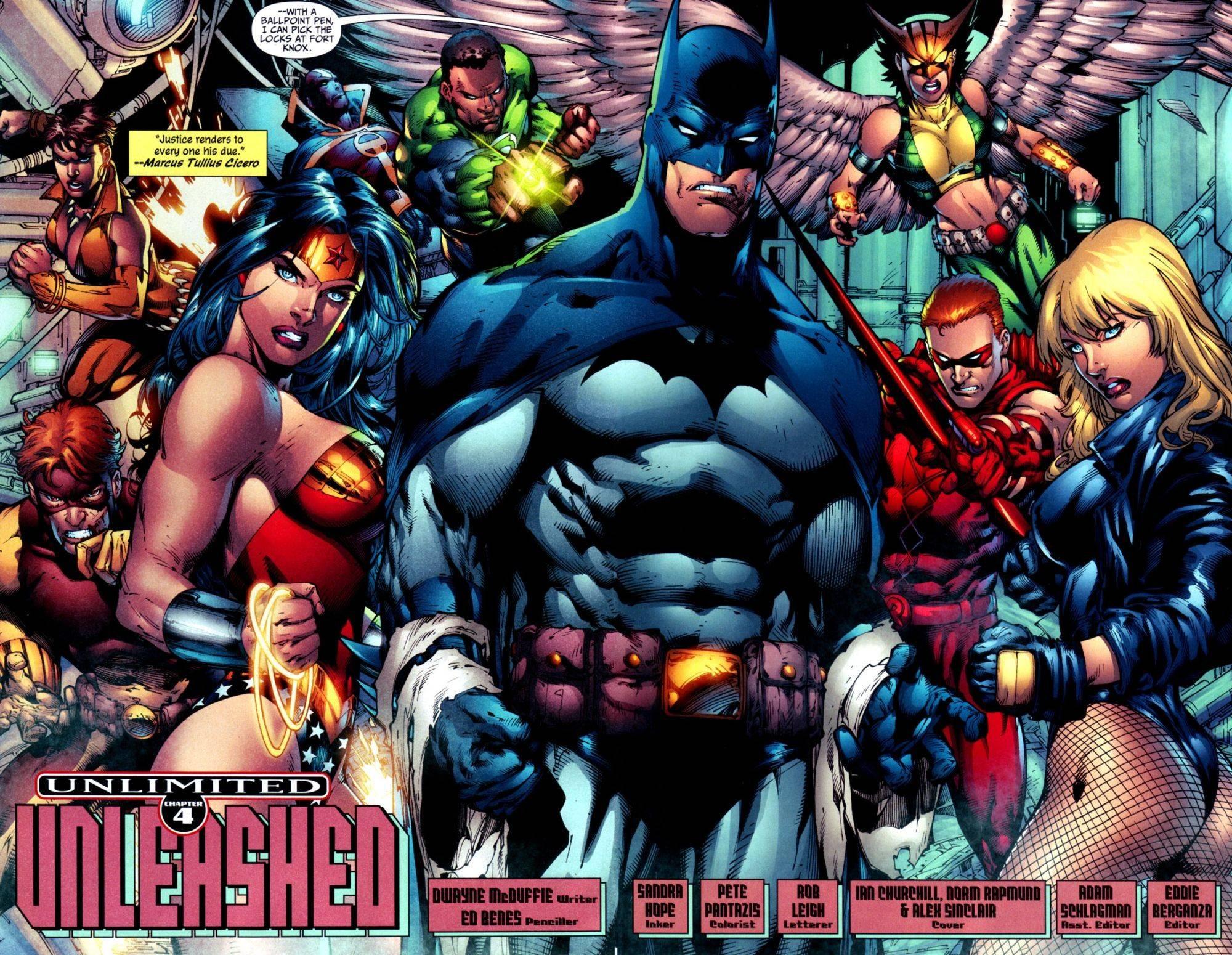 DC Comics Backgrounds - Wallpaper Cave