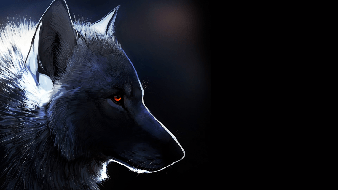 lone wolf wallpapers wallpaper cave