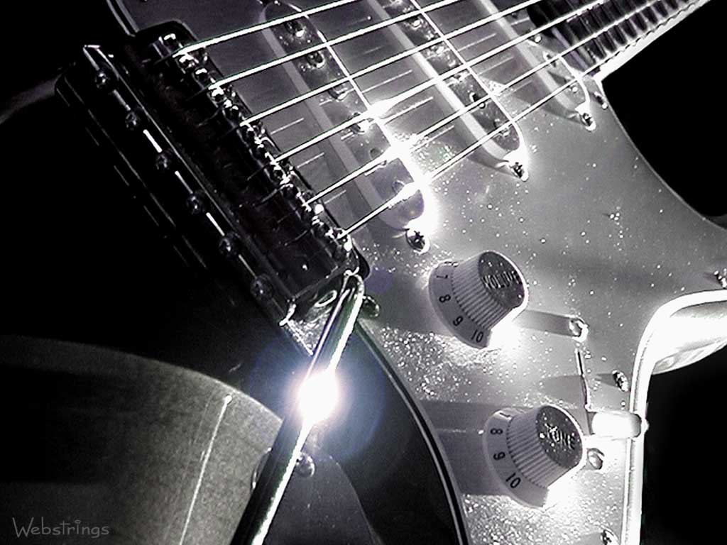 Fender Guitar Wallpapers