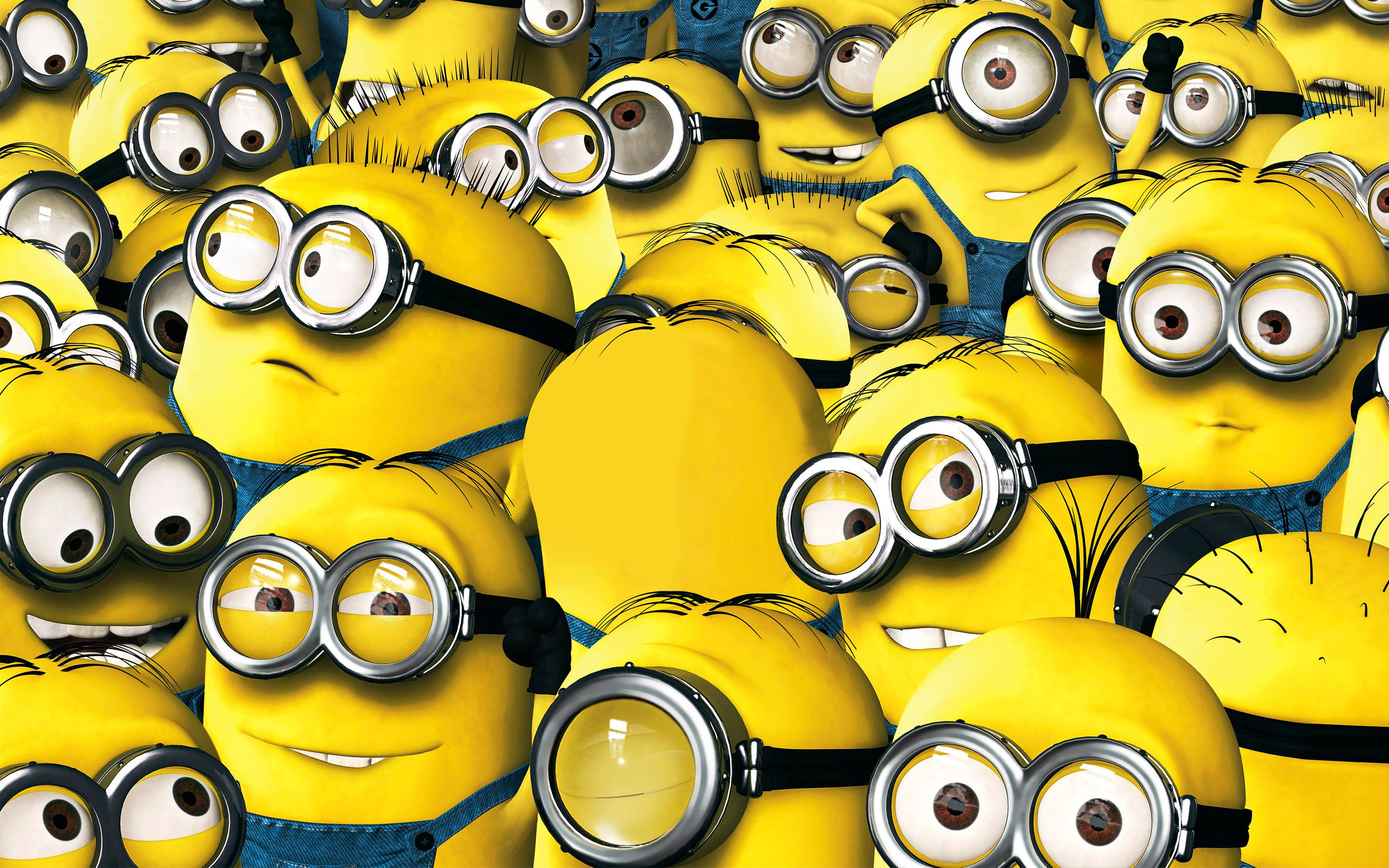 Despicable Me Minions Wallpapers