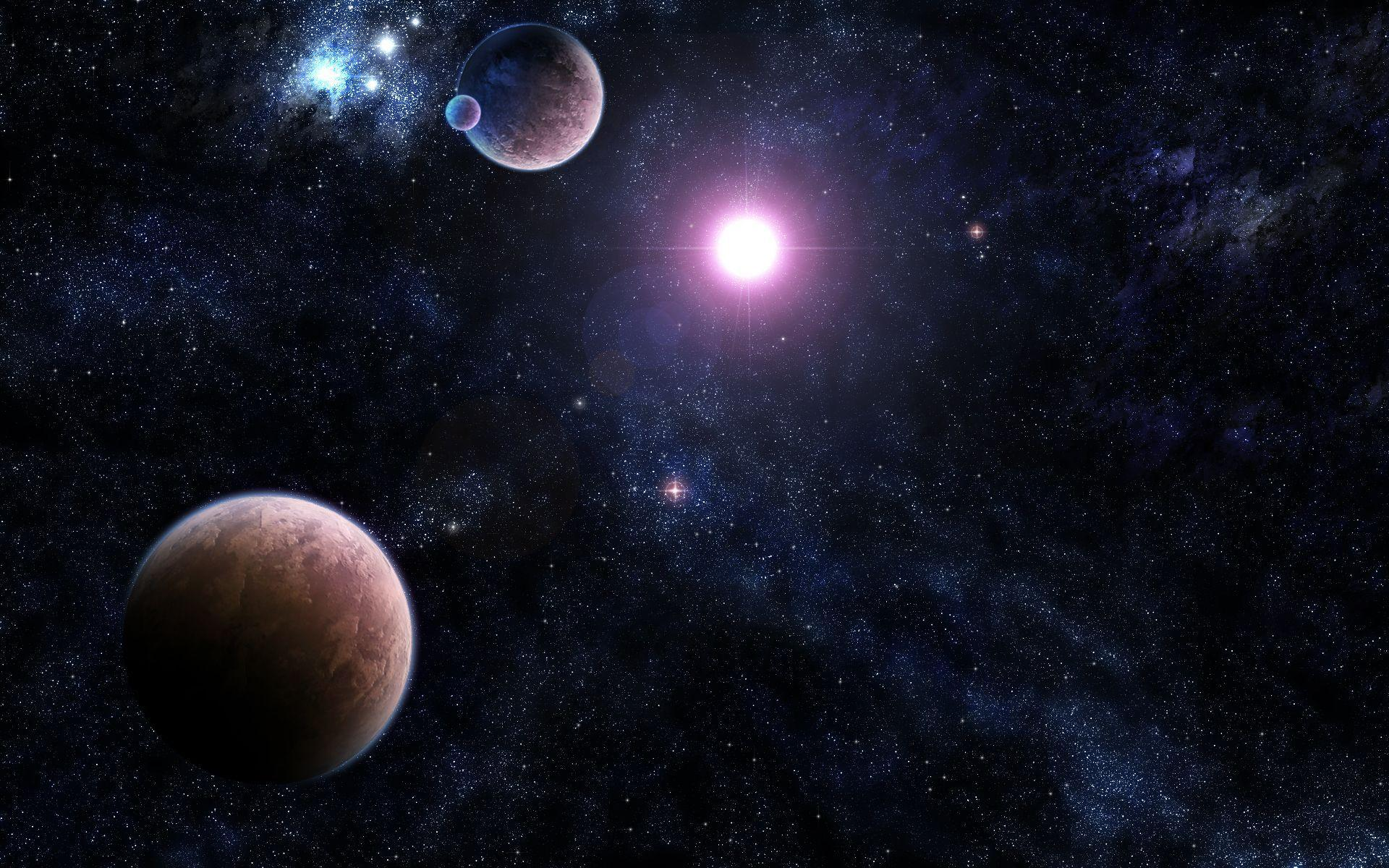 solar system wallpapers for desktop - photo #19