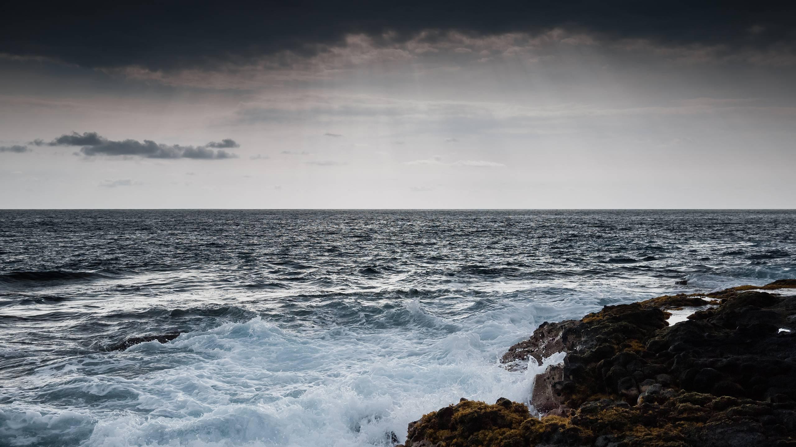 Stormy Ocean Wallpapers - Wallpaper Cave