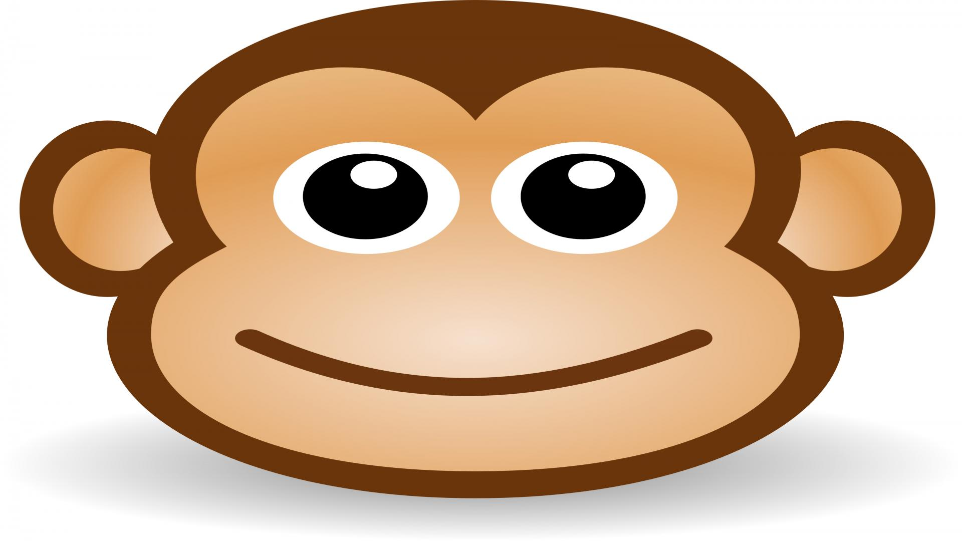 monkey cartoon wallpaper - photo #36