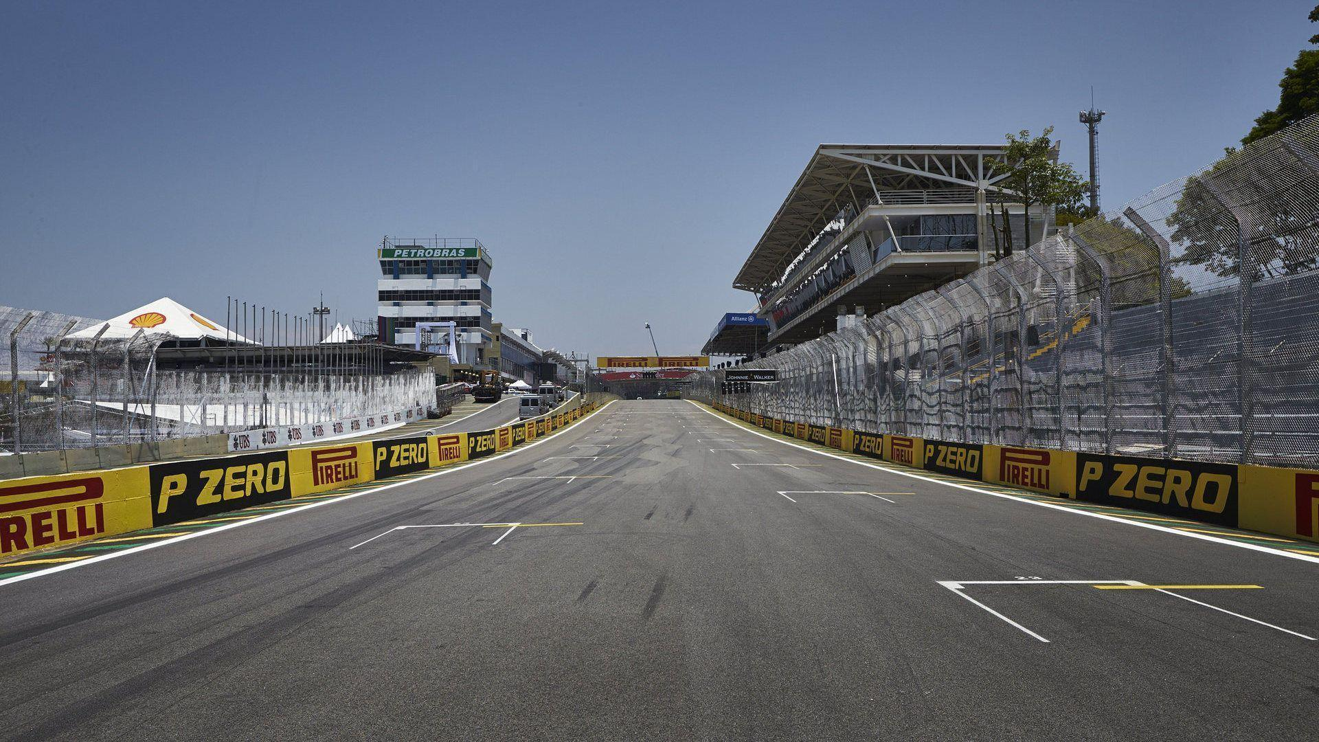 Sports Wallpapers F1 Race Track Wallpaper