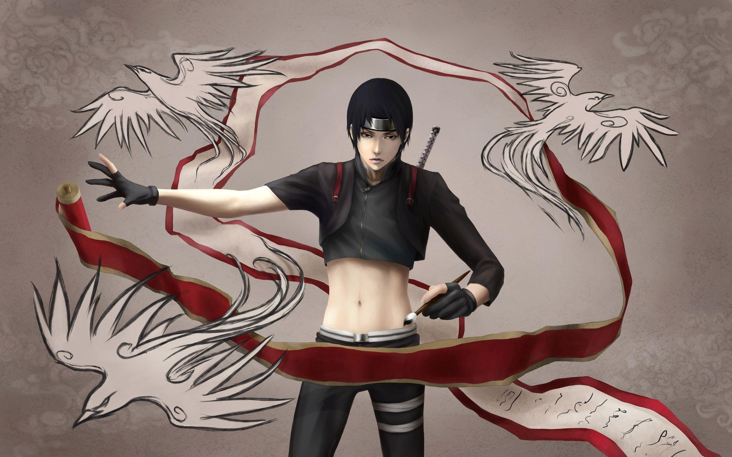 Sai Naruto Wallpapers - Wallpaper Cave