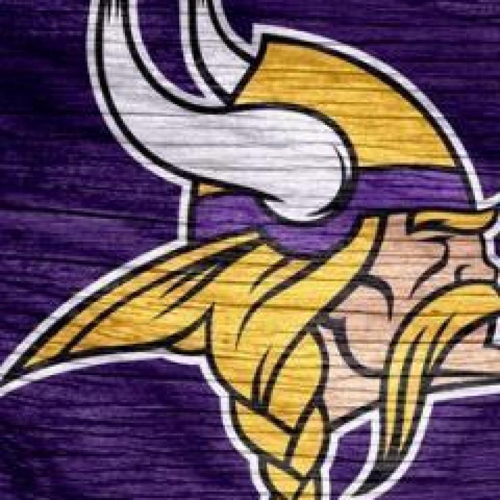 Image For > New Vikings Logo Wallpapers