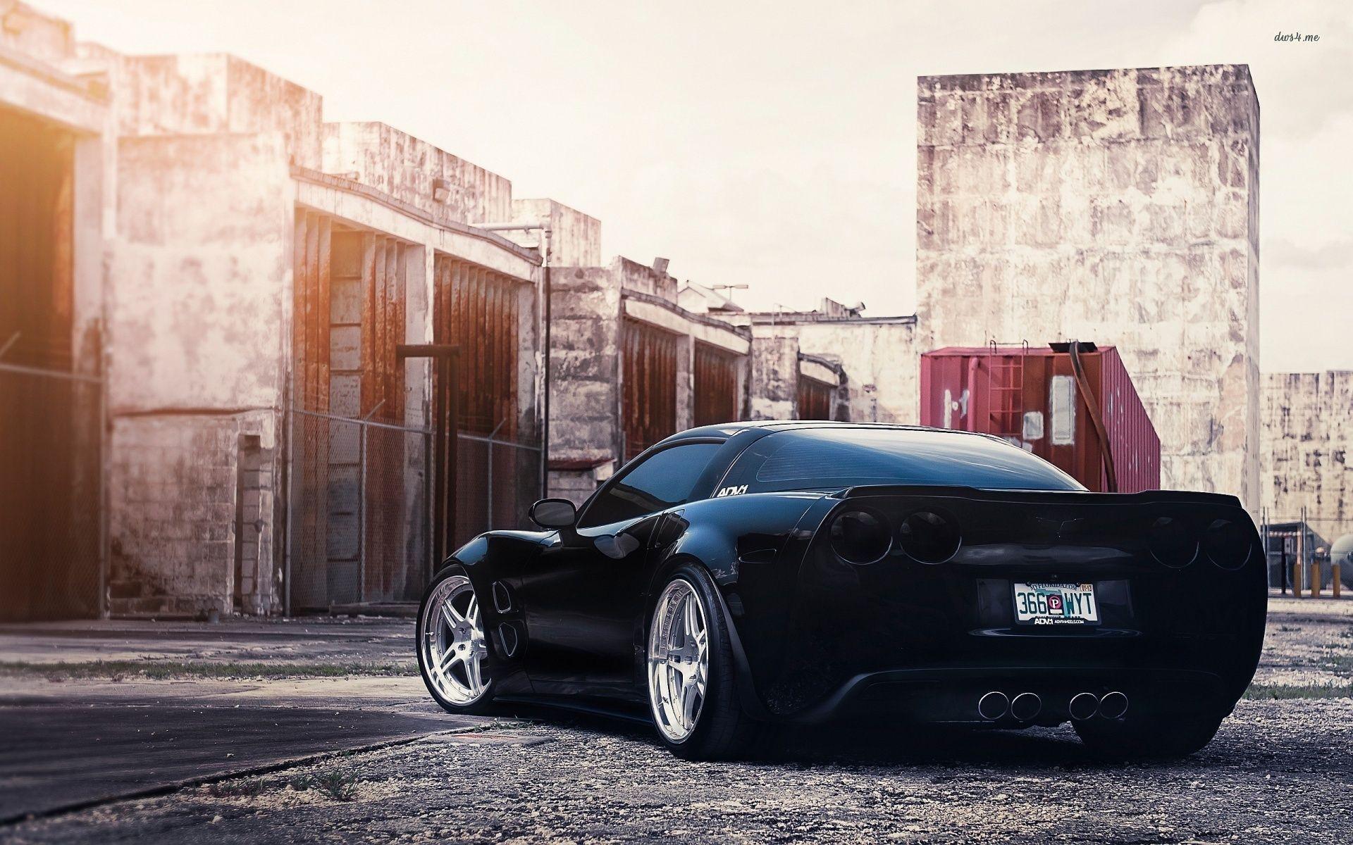 black corvette zr1 wallpapers - photo #6