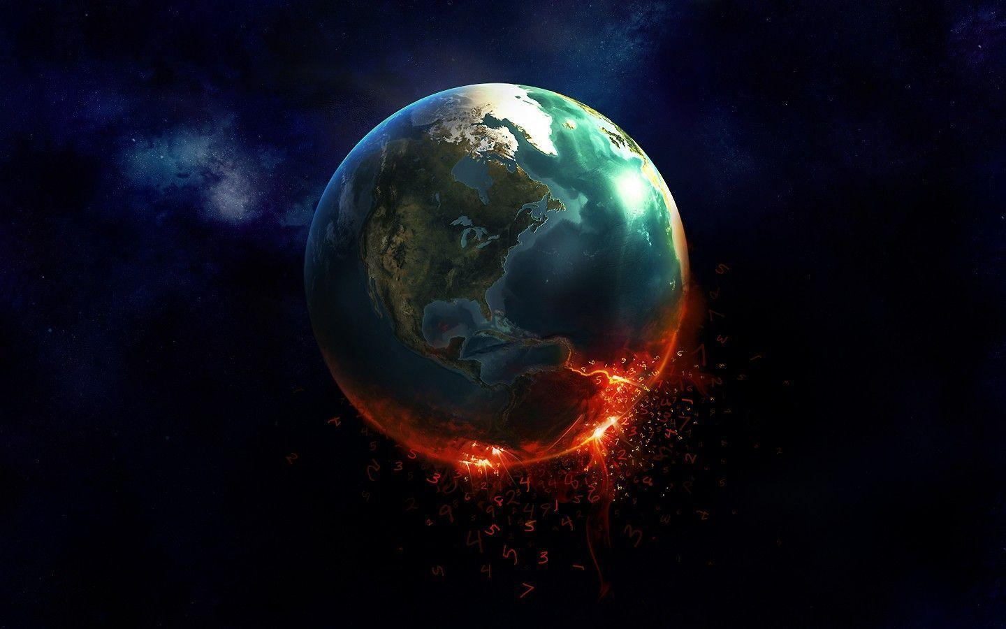 Knowing Burning Earth Wallpapers | HD Wallpapers