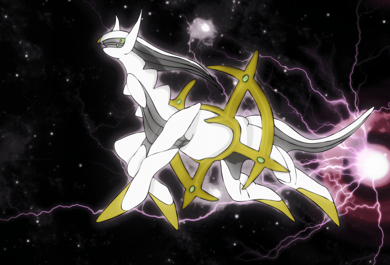 Pokemon Wallpapers Arceus  Wallpaper Cave