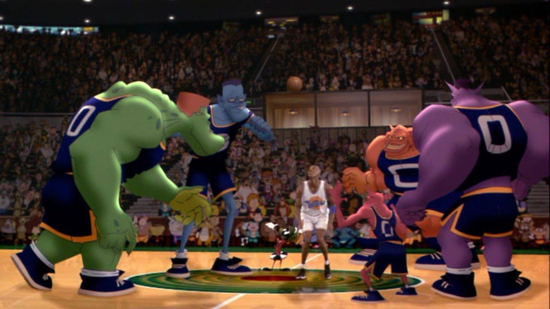 Space Jam Zoom Background 3