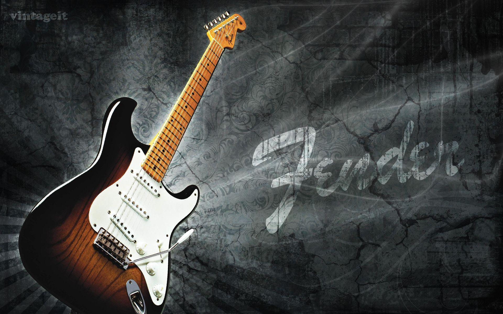 fender stratocaster wallpapers themes