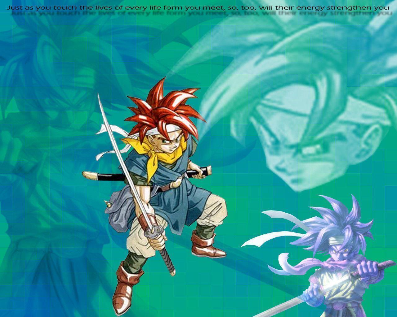 Chrono Trigger Wallpapers 2 by shutupsara