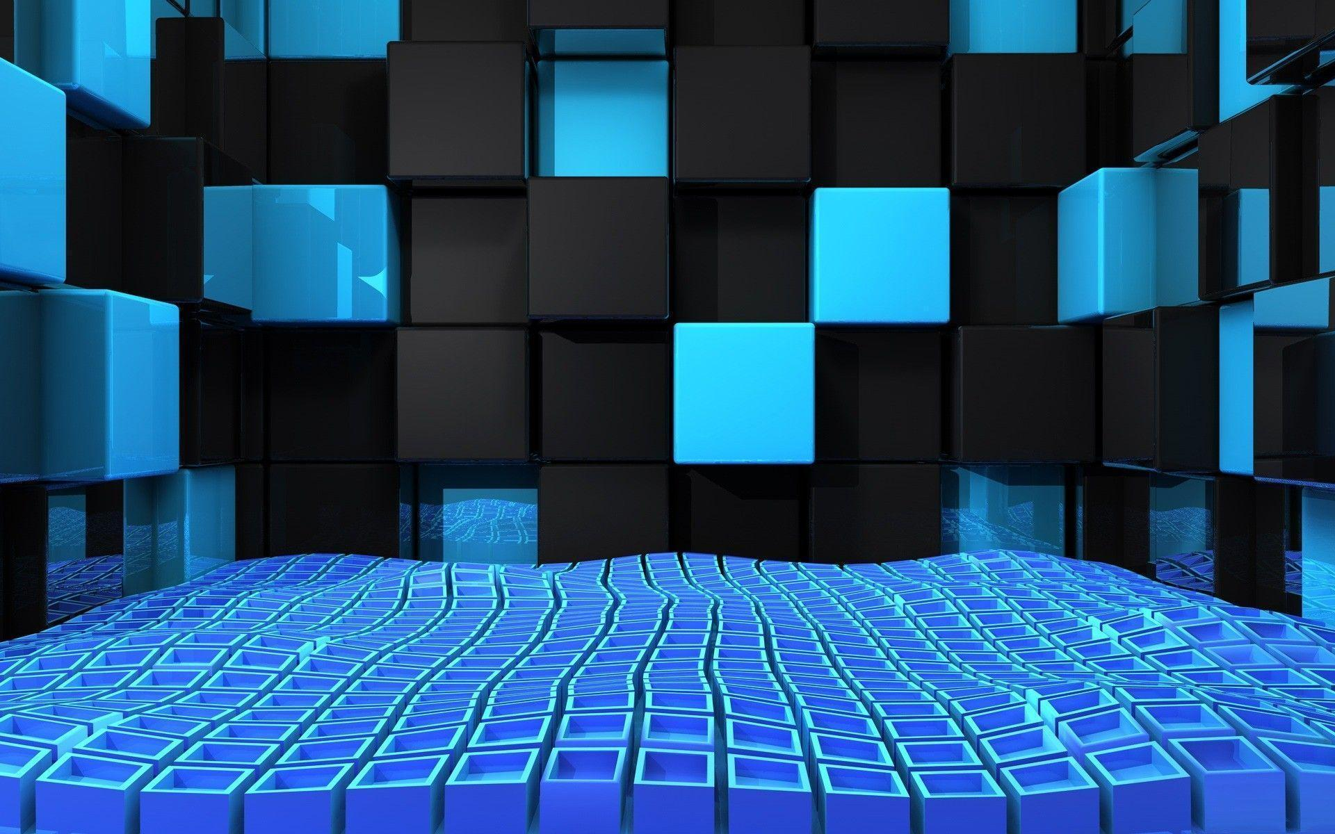 Blue Desktop Backgrounds Wallpaper Cave