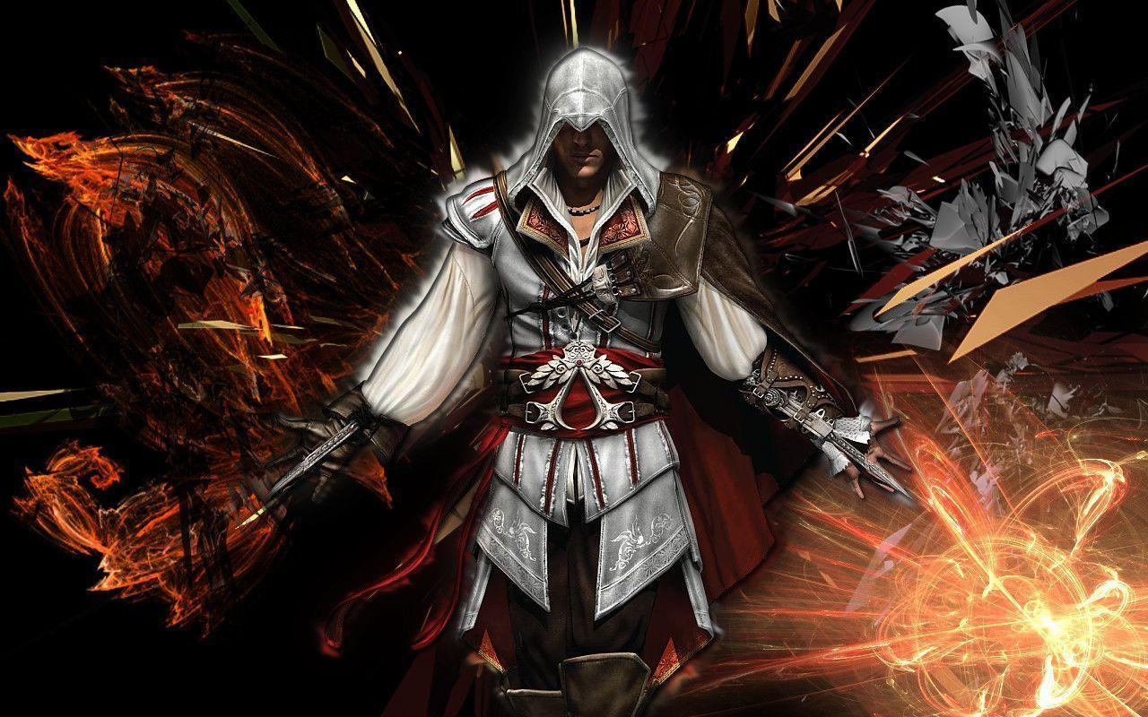 62 Assassin&Creed II Wallpapers