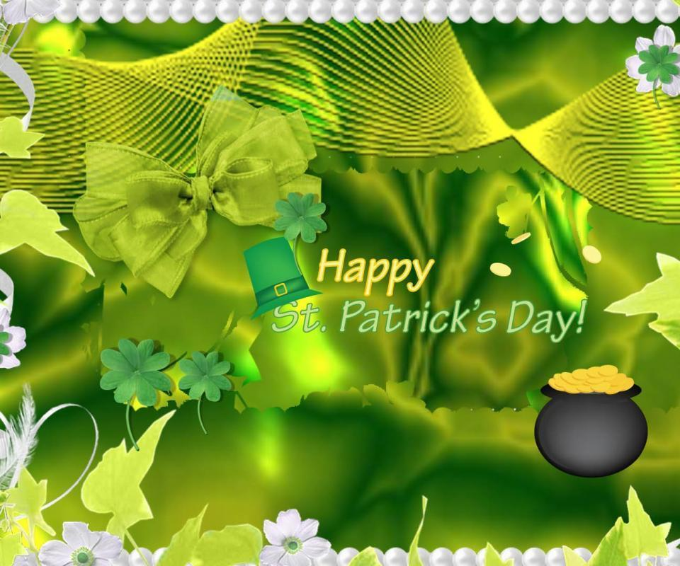 St Patrick Wallpaper: Free St Patricks Day Desktop Wallpapers
