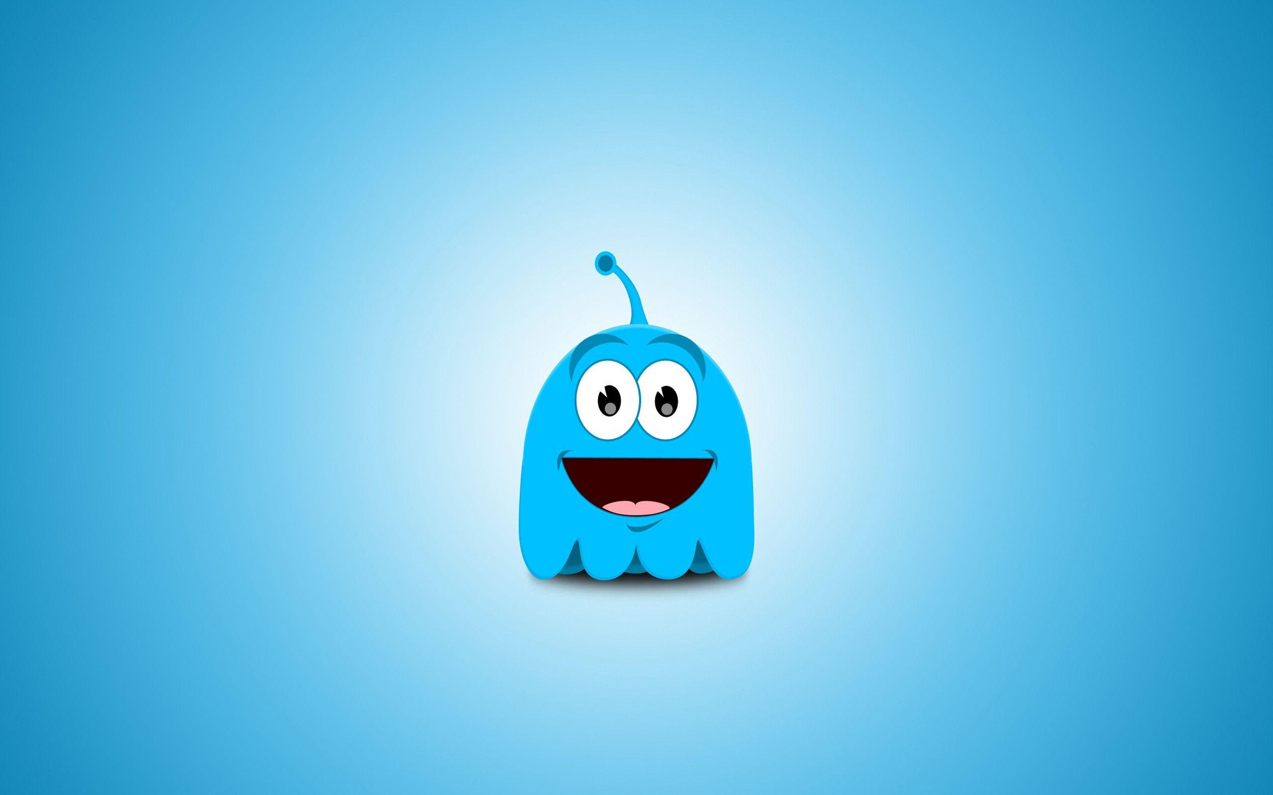 Cute Blue Wallpapers
