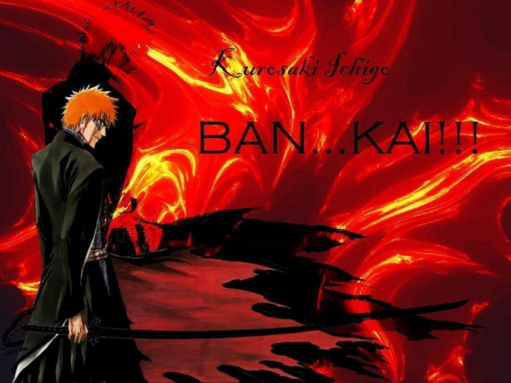 Bleach Wallpaper Ichigo Bankai | Free Wallpaper