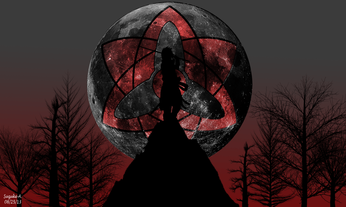 Sasuke Mangekyou Sharingan Wallpapers - Wallpaper Cave