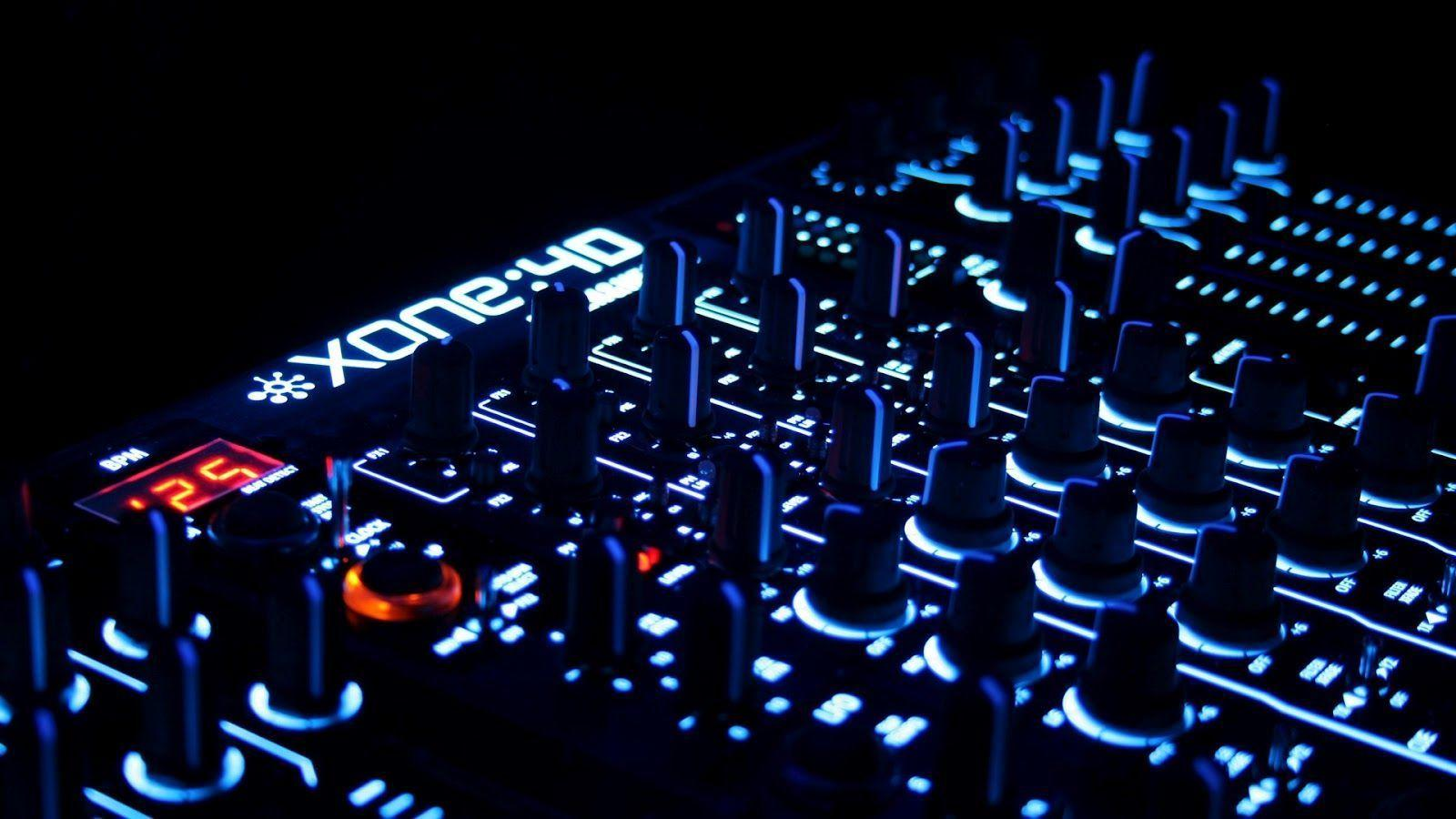 Pioneer Dj Wallpapers Wallpaper Cave