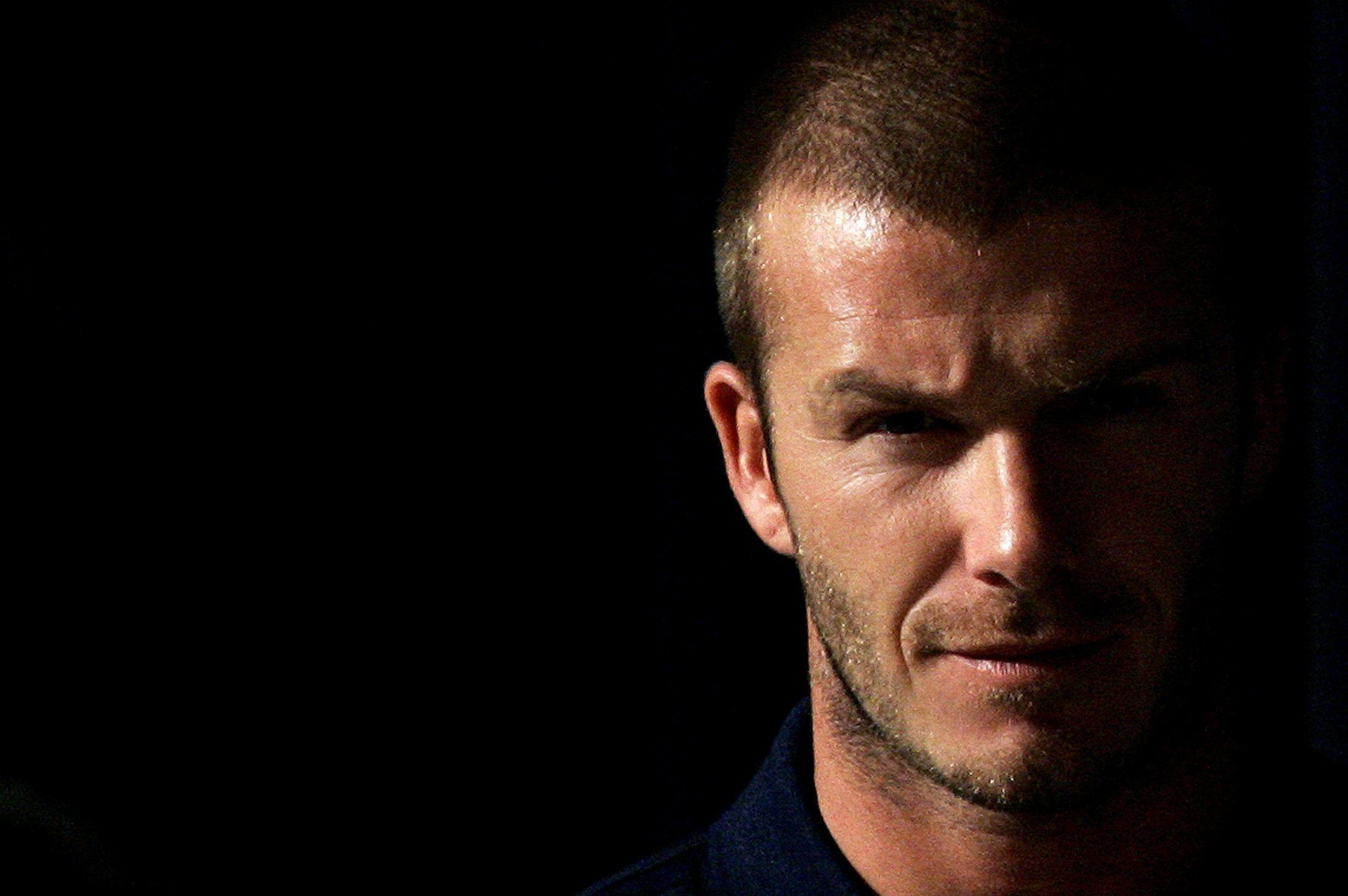 David Beckham Wallpapers Wallpaper Cave