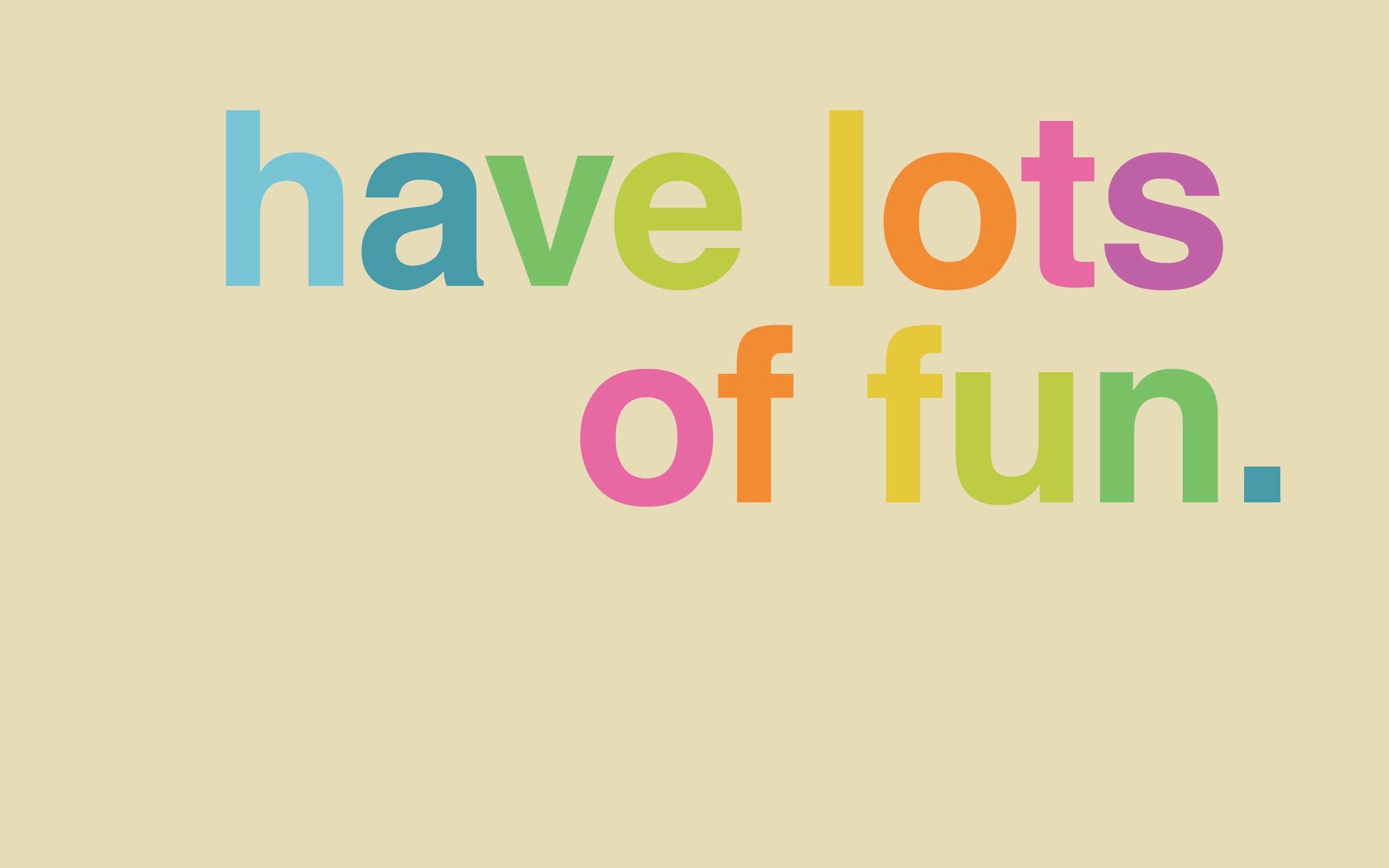 Fun Desktop Wallpapers