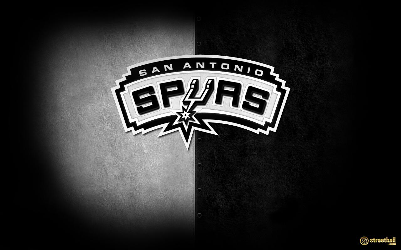 Spurs NBA Logo Wallpaper