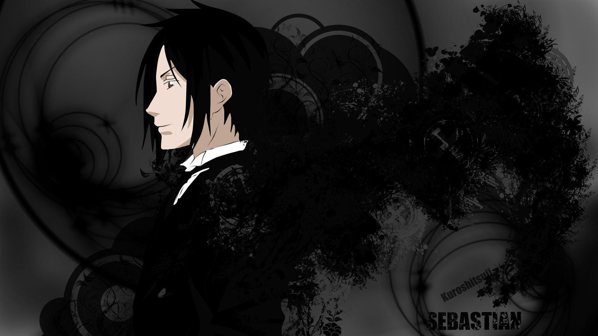 Black Butler Sebastian Background - Viewing Gallery