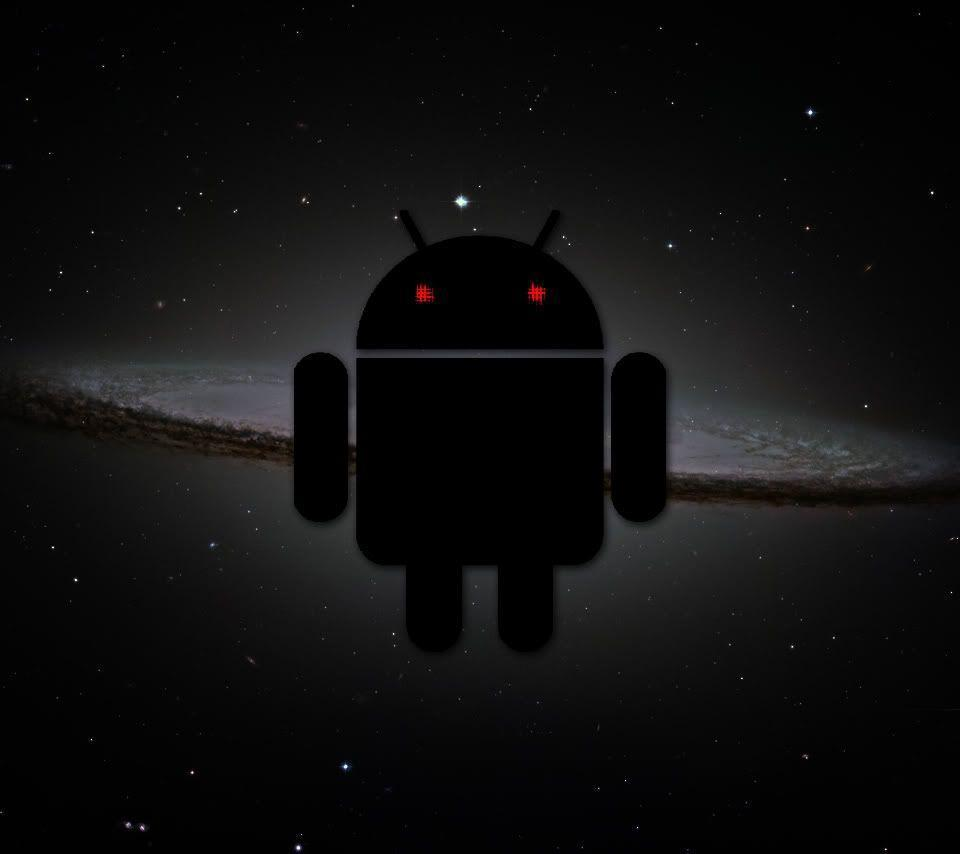 Android Wallpapers Black