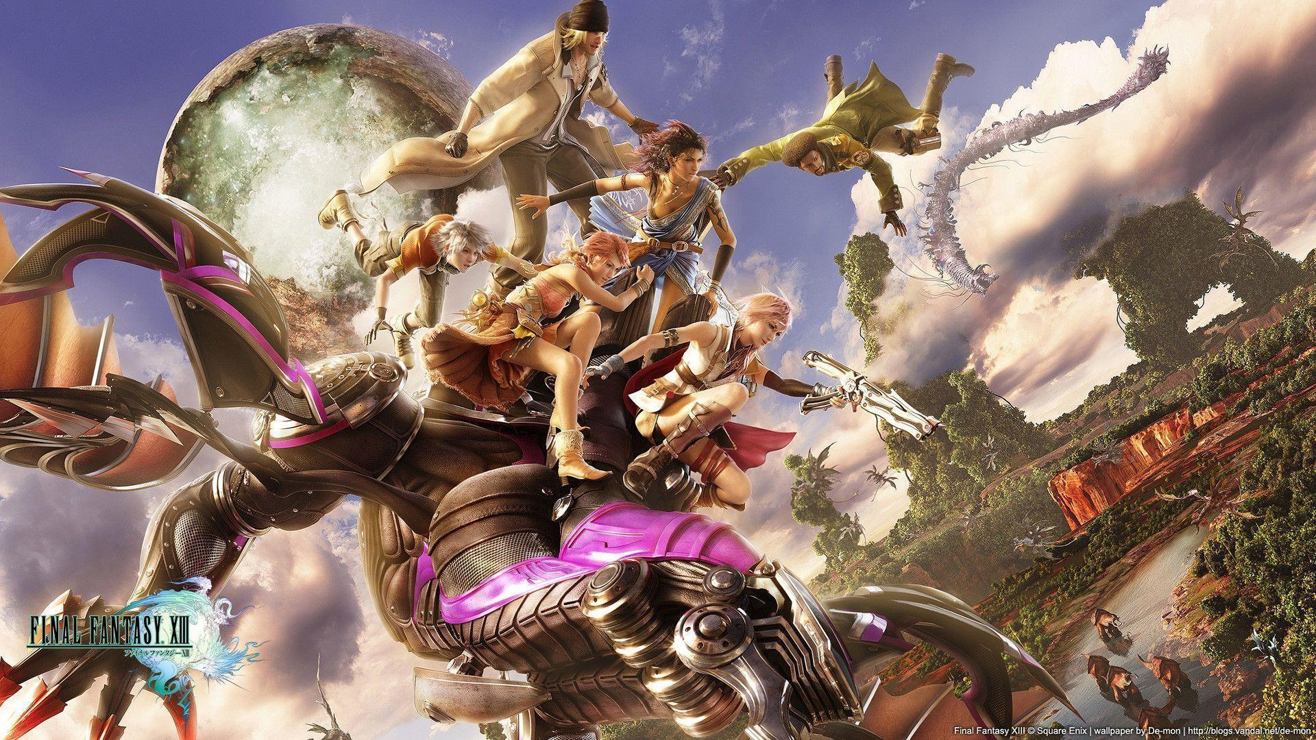 Final Fantasy Xiii wallpapers 118789
