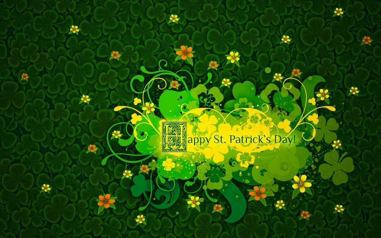 St. Patrick's Day Computer Wallpapers, Desktop Backgrounds ...