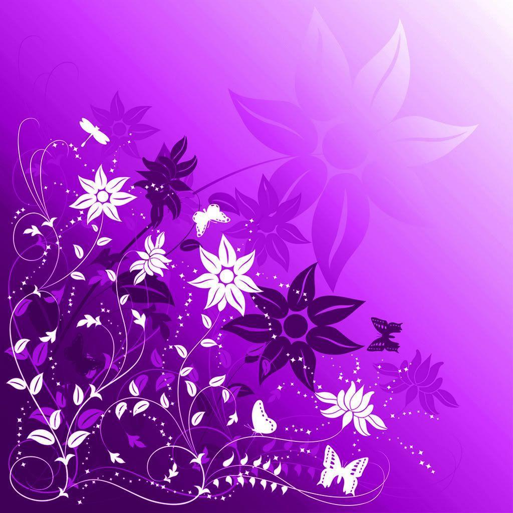 Blue And Purple Myspace Layout 77