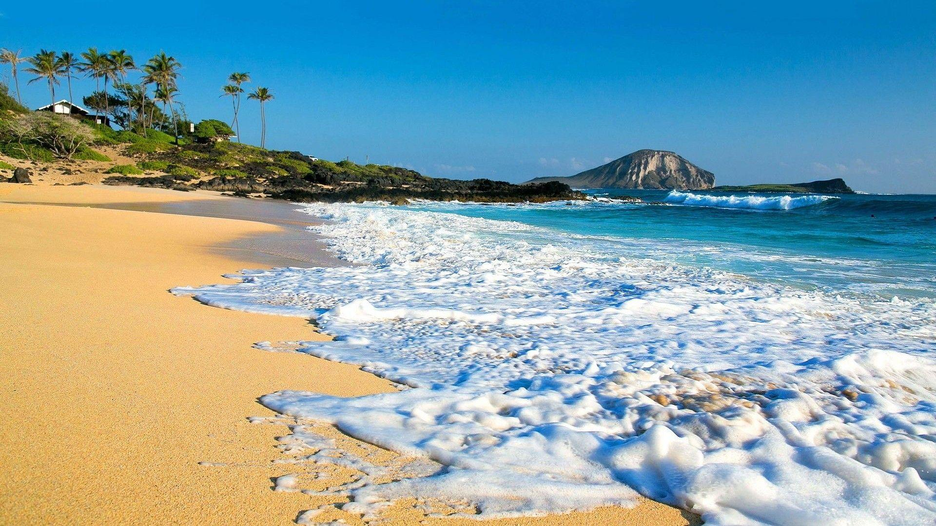 Hawaii Beach HD Wallpapers 1920x1080 For Desktop