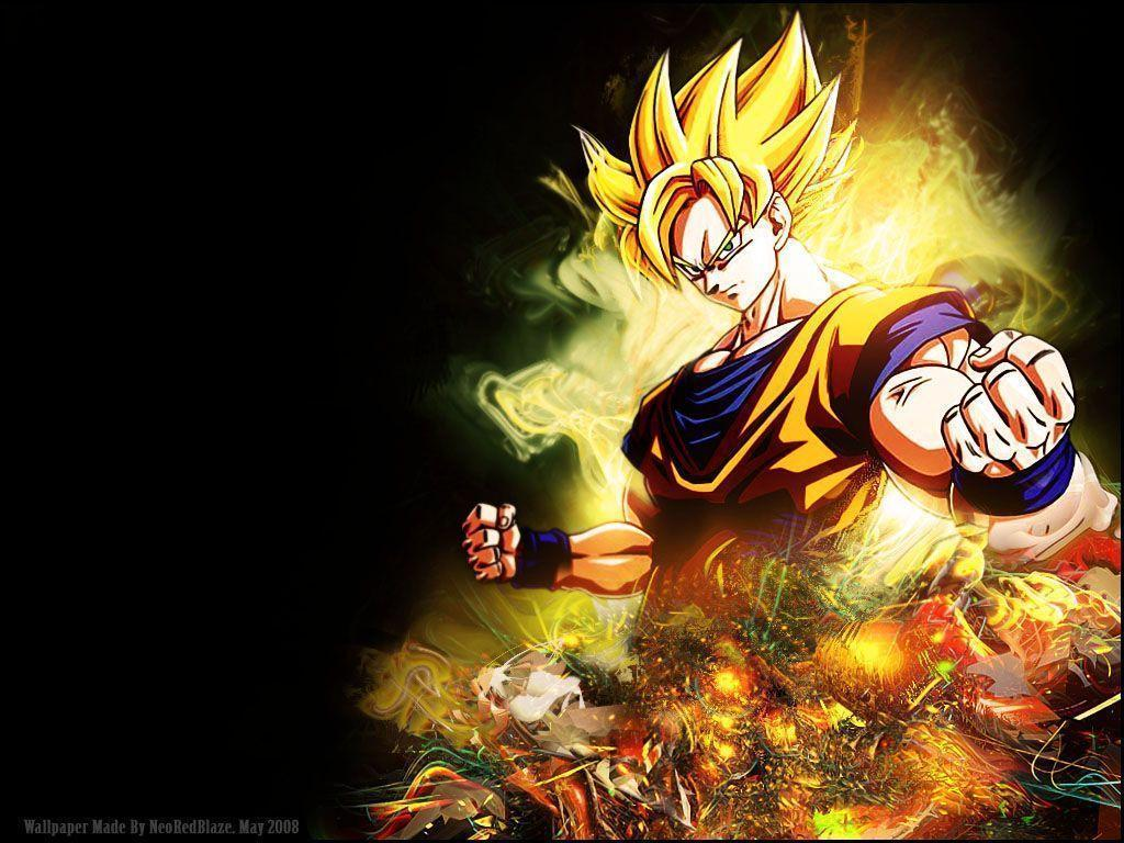 Dragon Ball Z Goku 1378 Hd Wallpapers in Cartoons - Imagesci.com