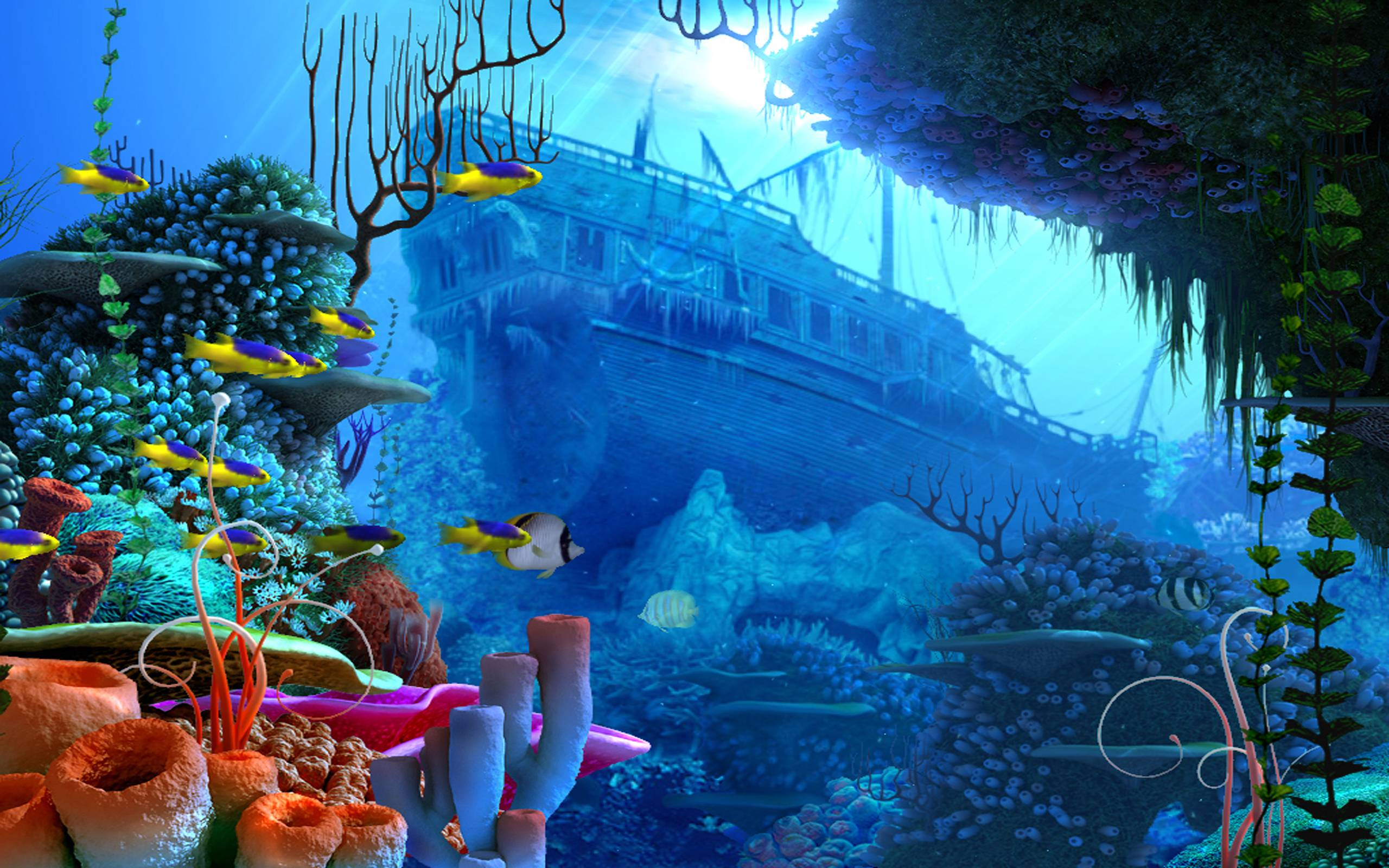 ocean wallpaper underwater underwater wallpapers wallpaper cave 156