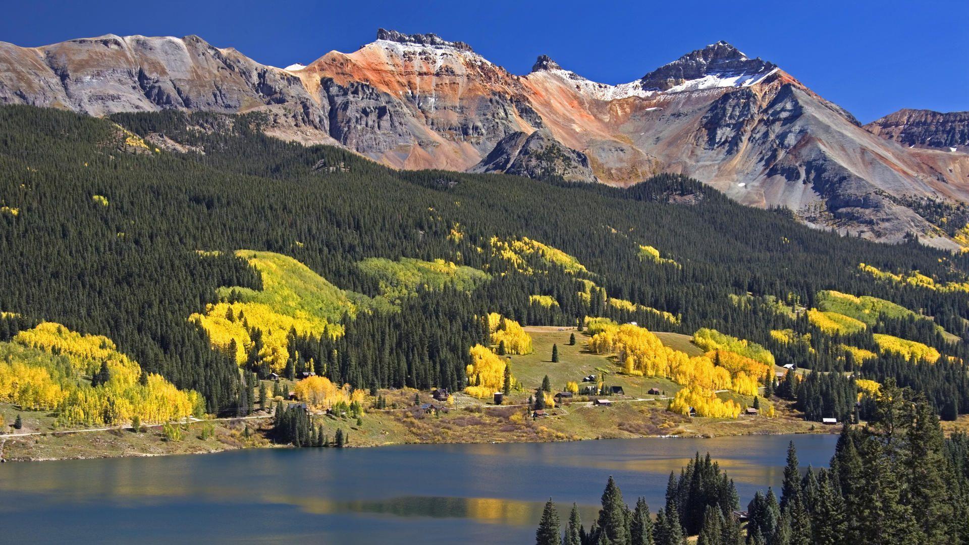 Mountain desktop backgrounds wallpaper cave - Colorado desktop background ...