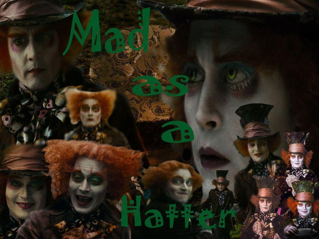 mad hatter wallpapers wallpaper cave