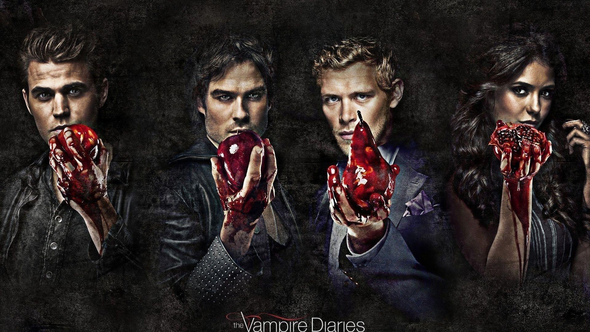 Vampire Diaries Wallpapers Wallpaper