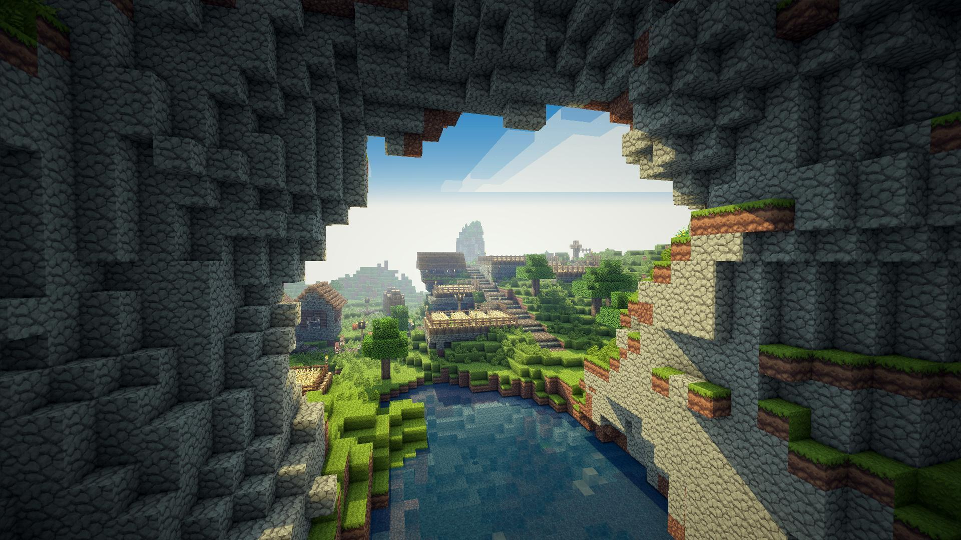Minecraft Backgrounds - Wallpaper Cave
