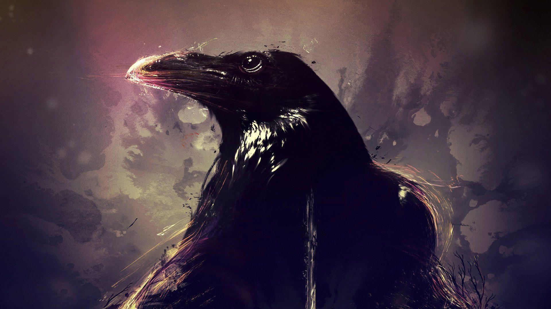 Crow wallpapers wallpaper cave - The crow wallpaper ...
