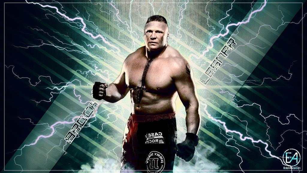 hd wallpapers of brock lesnar2