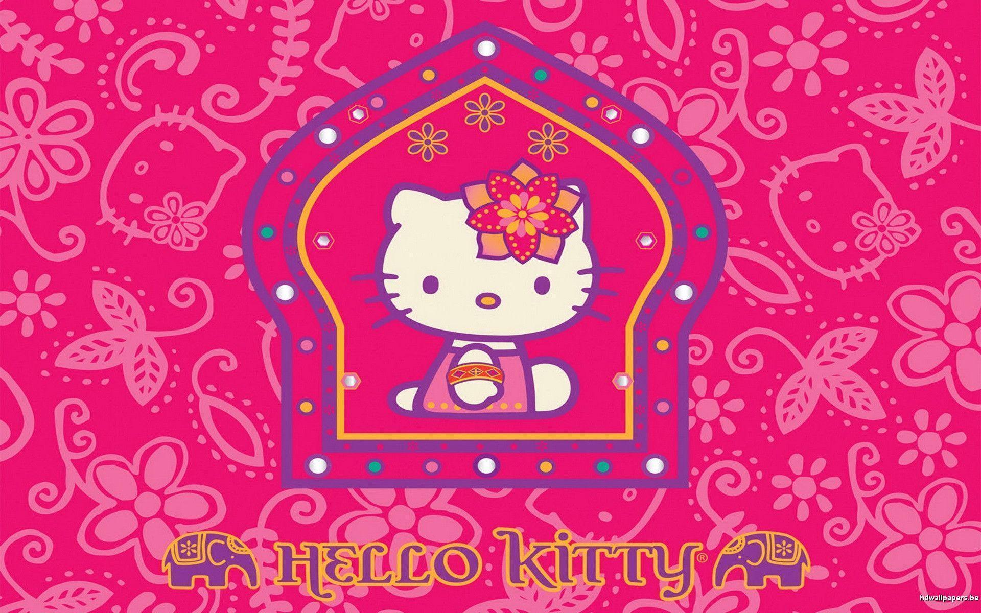 Hello Kitty Wallpapers Desktop