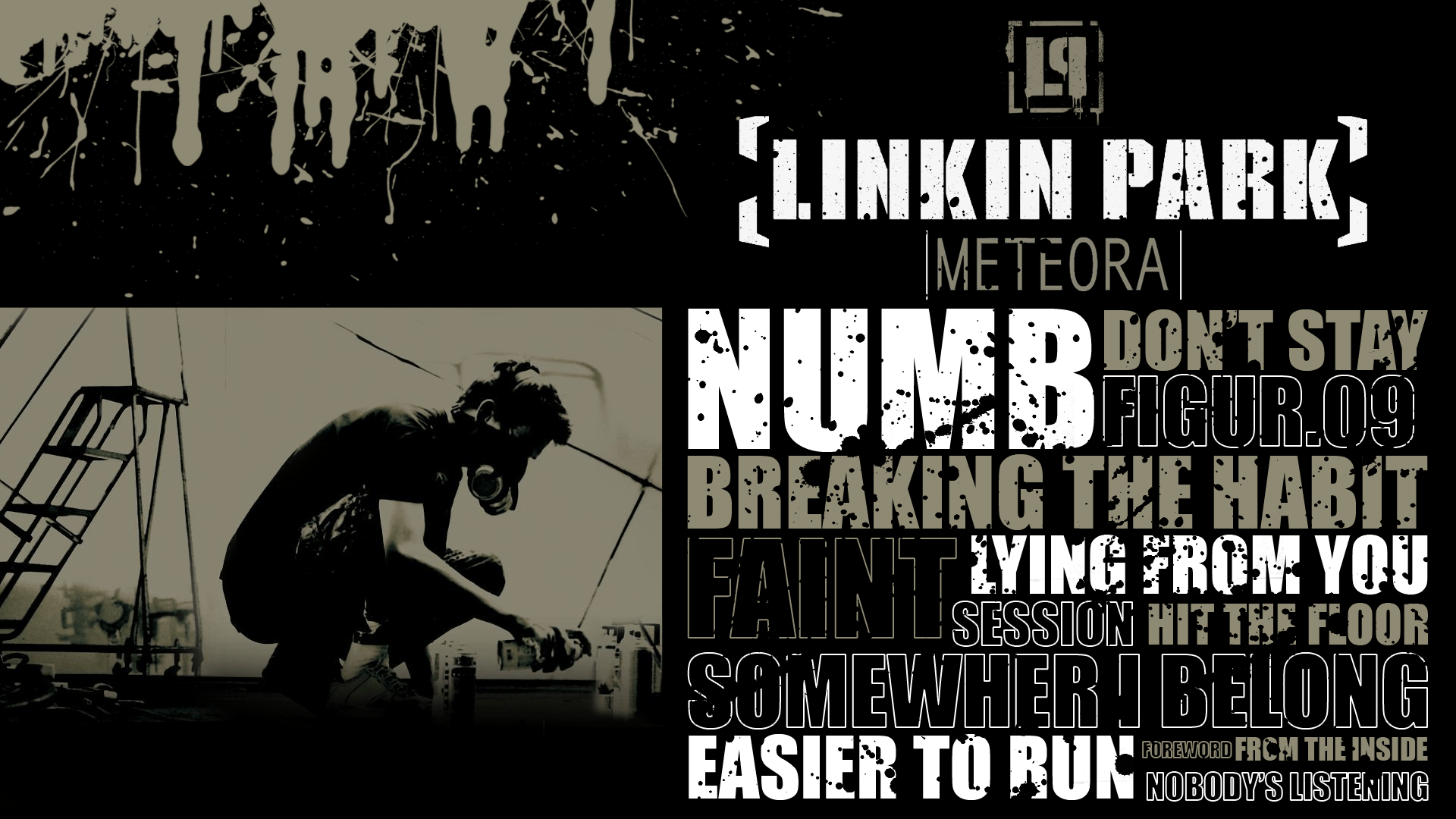 Linkin Park Meteora Full Album Quotes