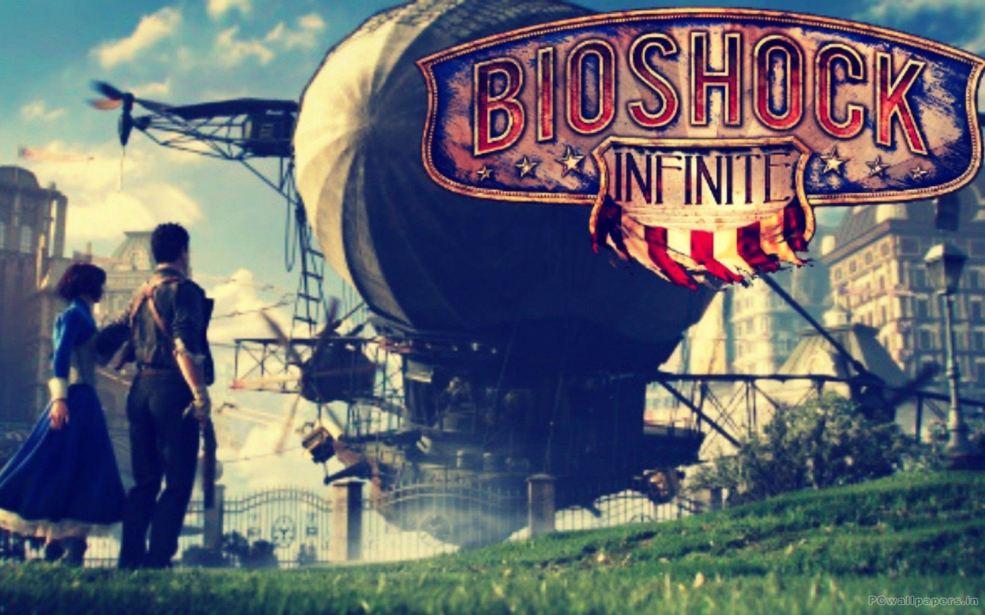 Bioshock Infinite High Definition Wallpapers HD