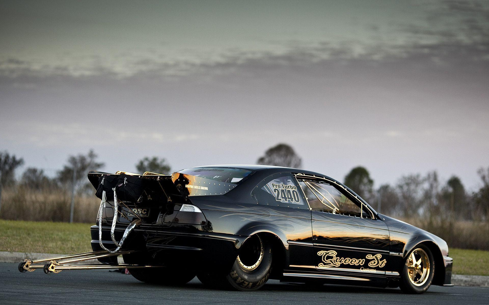 Drag Car Wallpaper