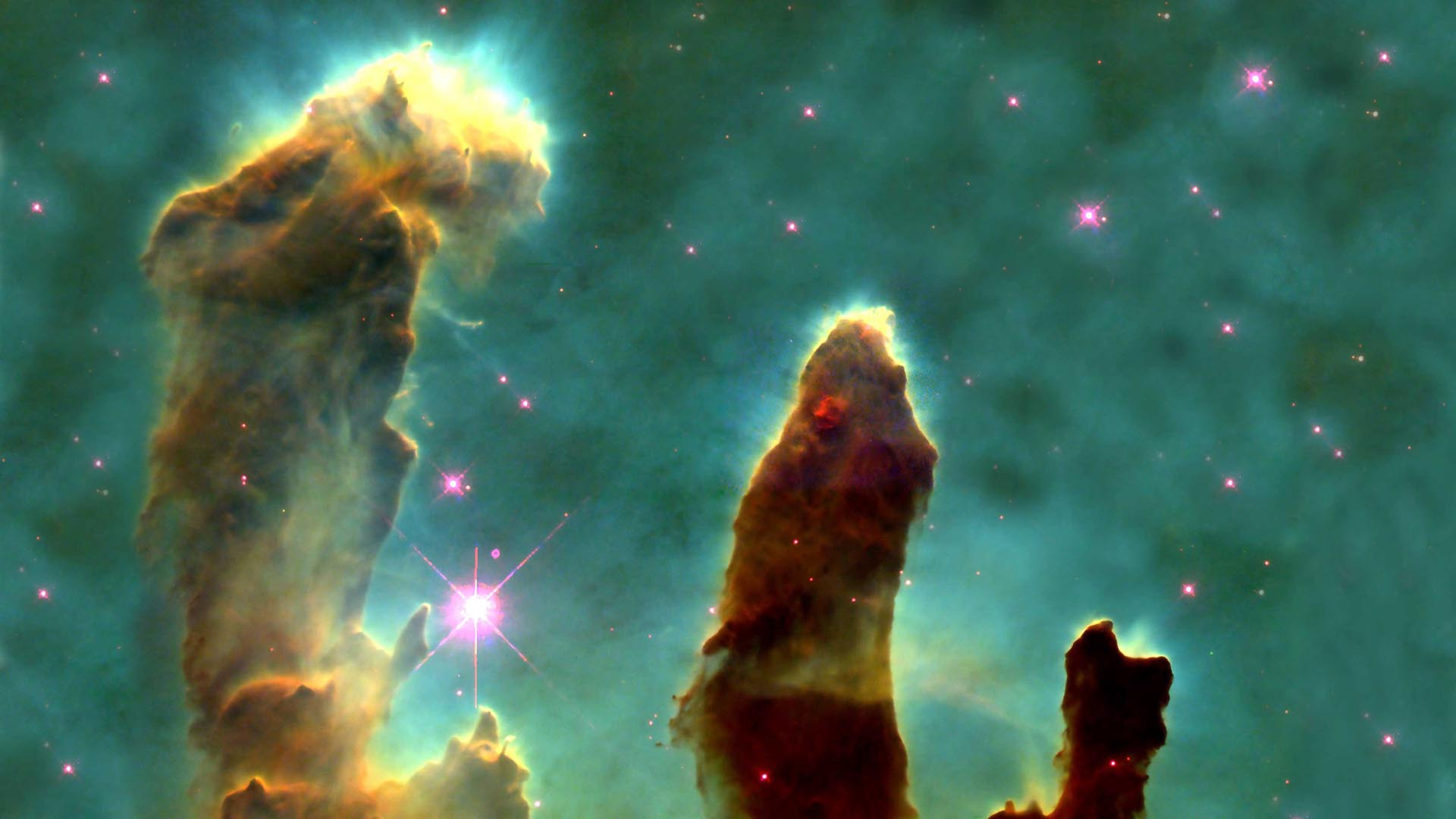 Pillars of Creation HD Wallpapers » FullHDWpp