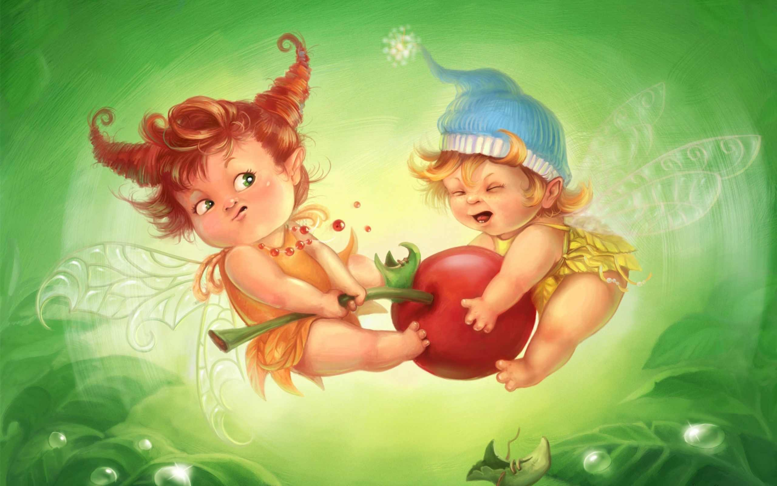 Fairies wallpaper backgrounds wallpaper cave fighting fairies wallpaper background 27986 voltagebd Image collections