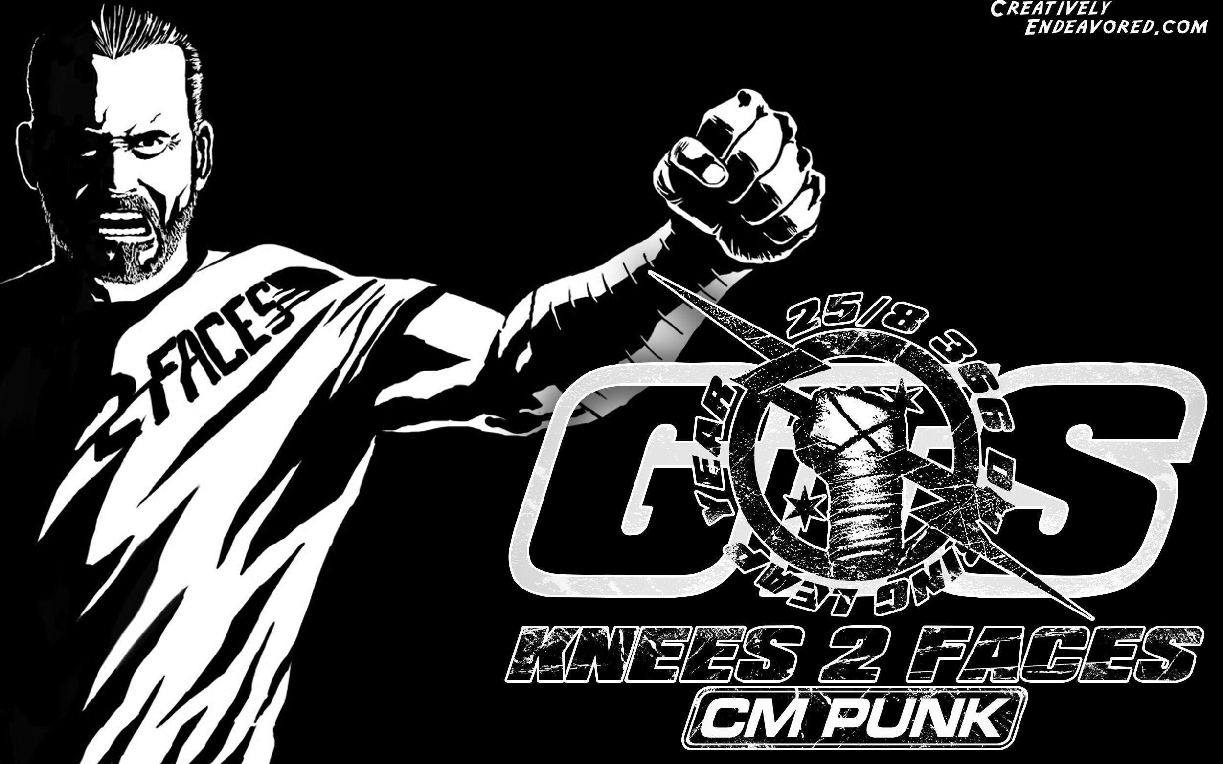 cm punk logo wallpapers 2015 wallpaper cave
