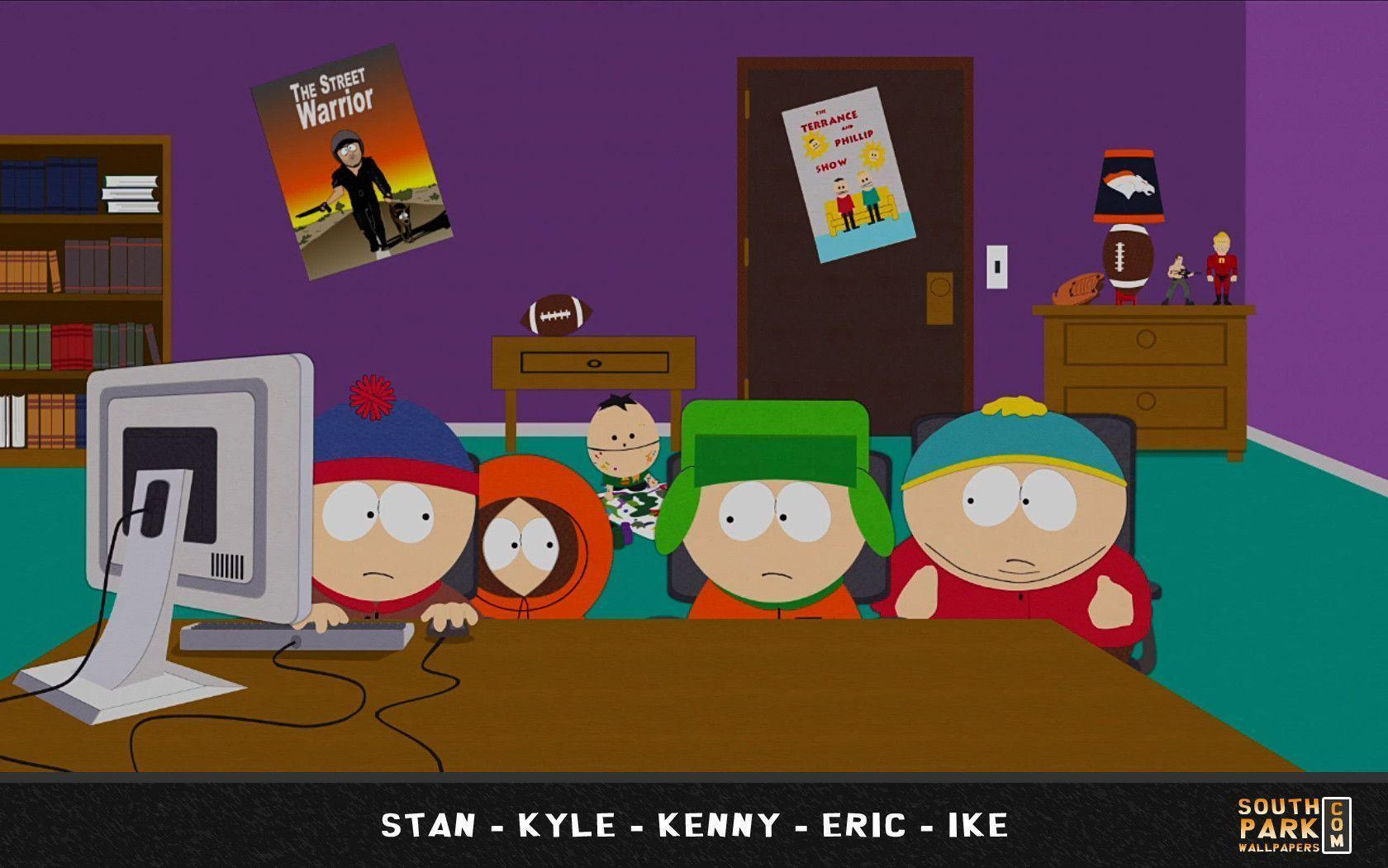 South Park Kenny Wallpapers