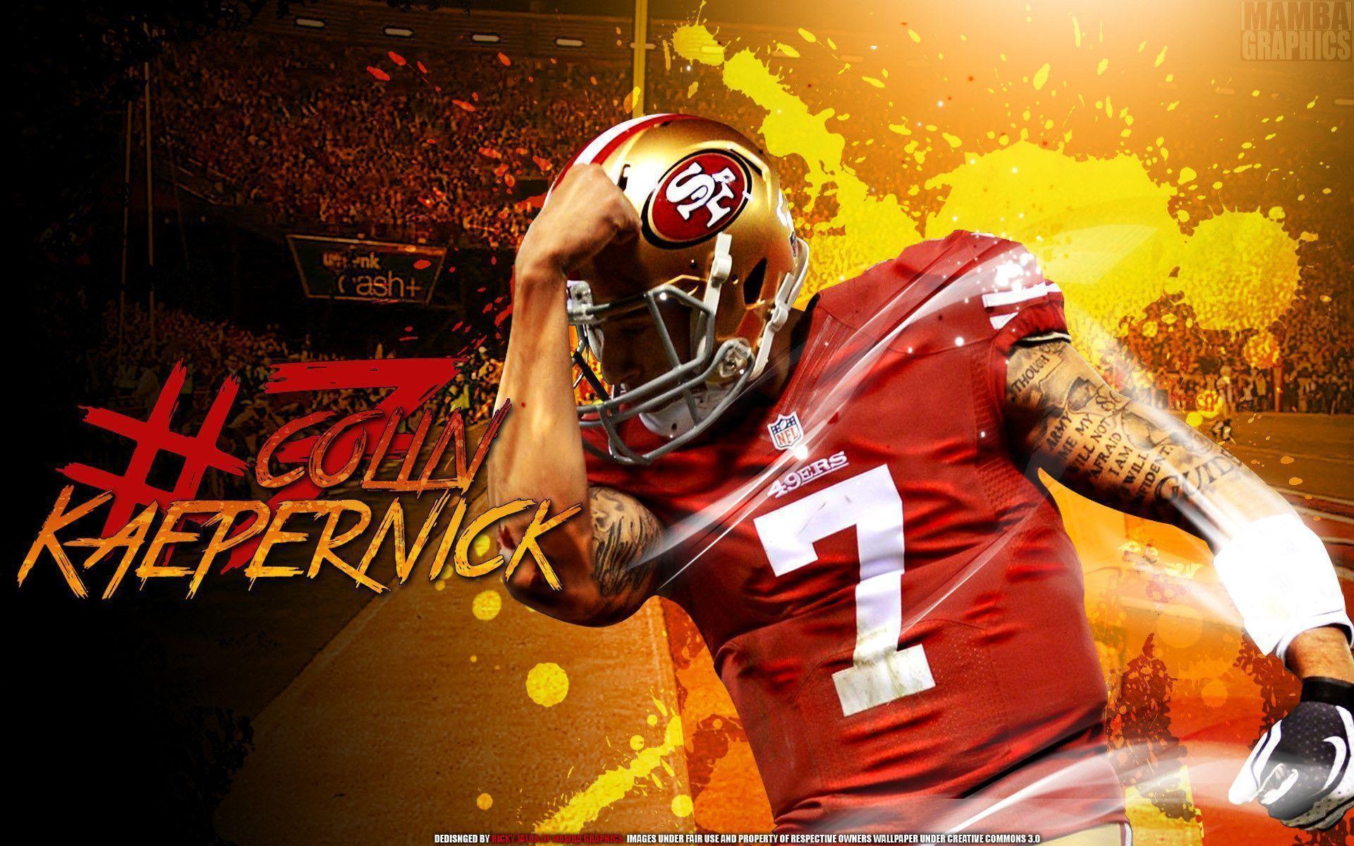 Colin Kaepernick 49ers wallpaper