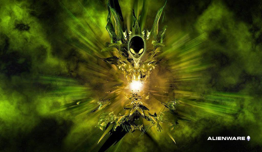 green alienware wallpapers wallpaper cave